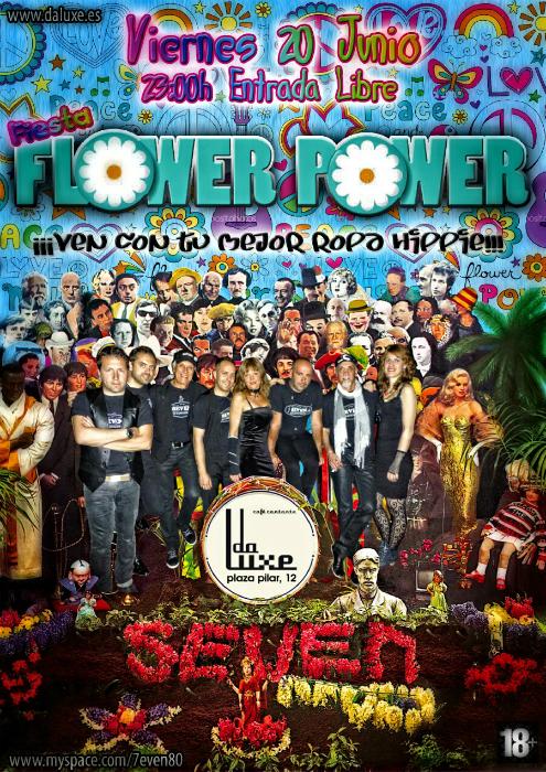 Seven Hippie en Da Luxe