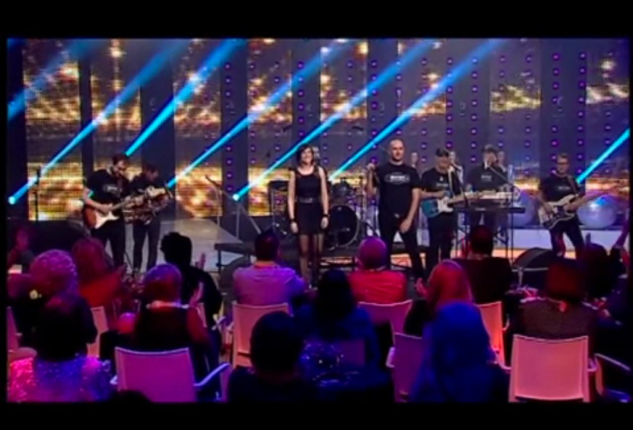 Seven en Aragón TV – Nochevieja 2014