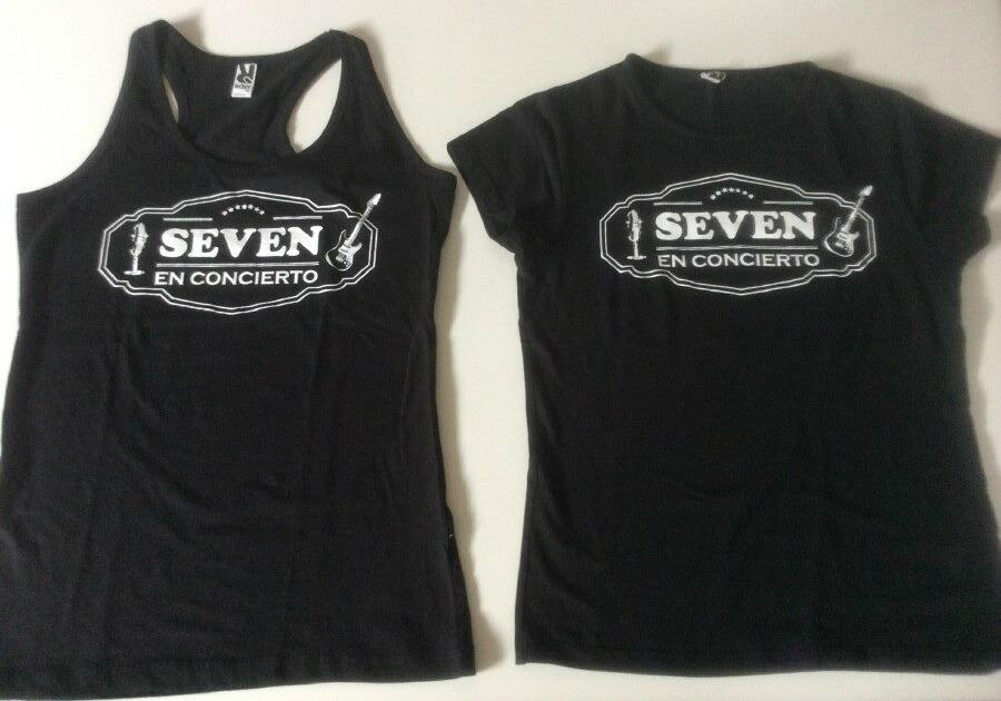 Camisetas SEVEN para todos!!!